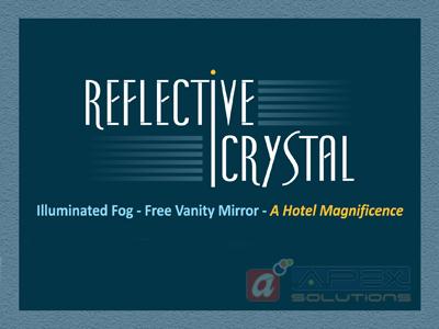Logo_ReflectiveCrystal