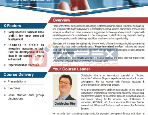 Masterclass Corporate Brochure