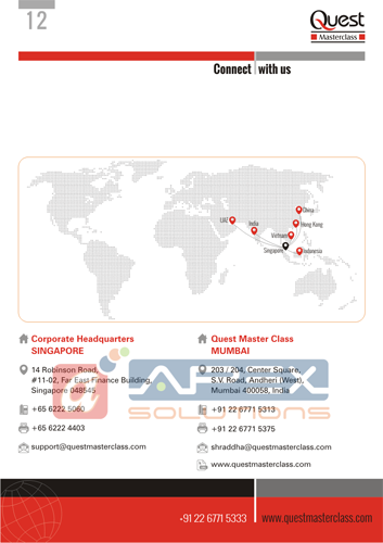 Corporate Catalog for Inhouse Training