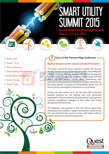 Corporate Event Brochure - Cover page